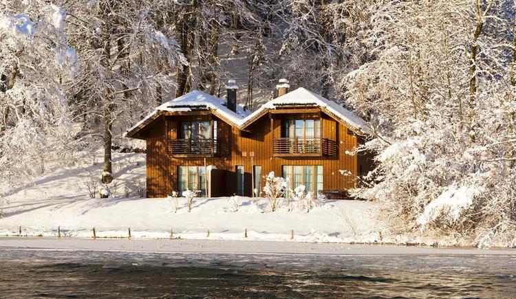 Seehäusl Winter (© Schloss Fuschl Betriebe)