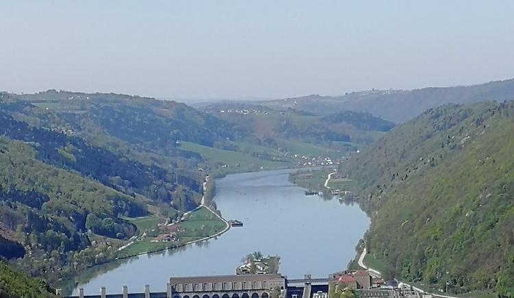 45 min. vom Hotel Luger entfernt erreicht man zu Fuss den Penzenstein. (© Luger)