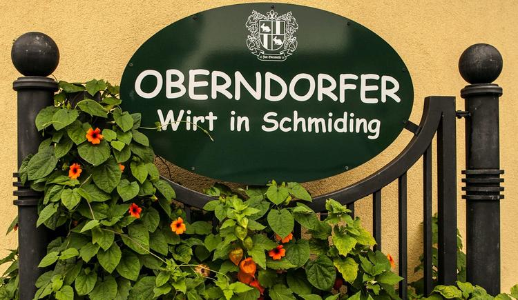 Oberndorfer Wirt in Schmiding (© Oberndorfer Wirt in Schmiding)