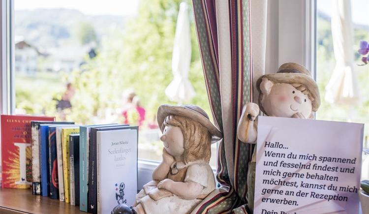 Innenbereich im Hotel Garni Sonnleitn (© Hotel Garni Sonnleitn)