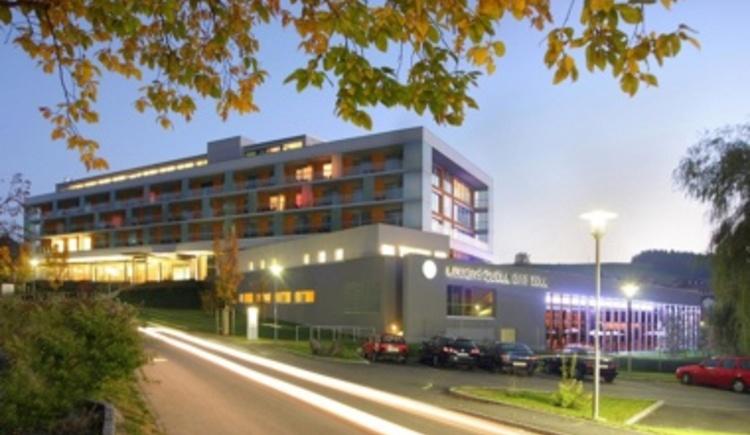 Abendstimmung (© Hotel Lebensquell Bad Zell)