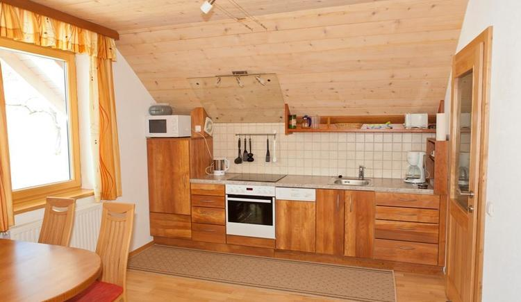 Wohnküche Appartement 1 (© Kronberger)