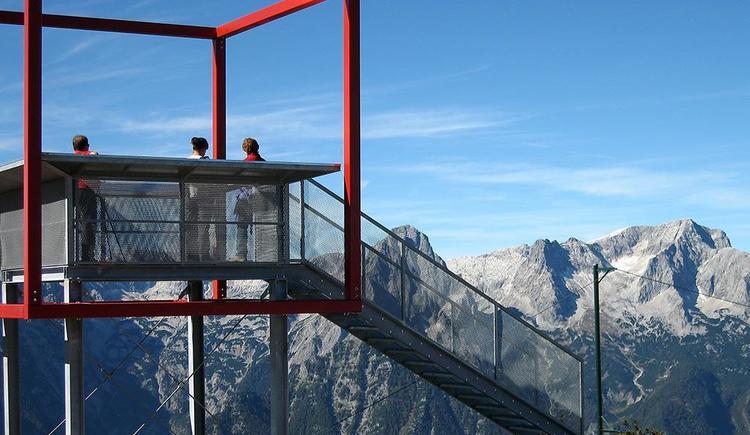 Aussichtsturm Dachstein-Blick Hotel Garni Wallner (© Wallner)