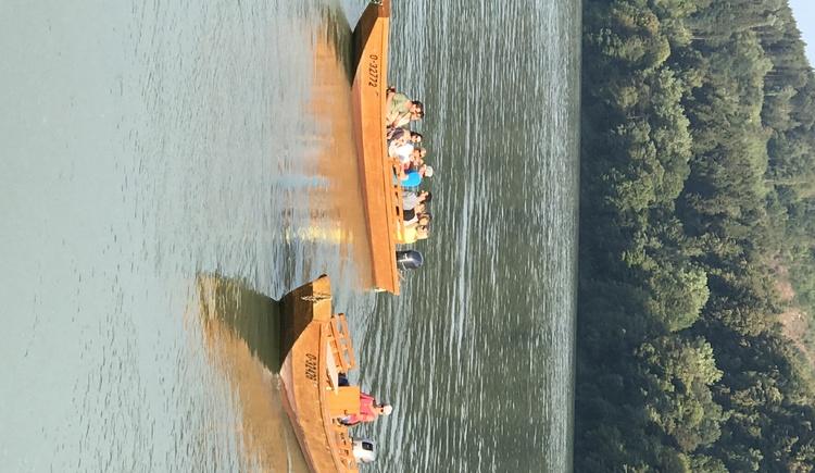 Zillenfahren auf der Donau - Witti Anton. (© Schiffleut v.o.Donautal)