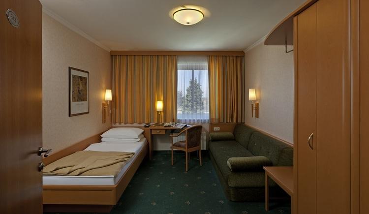 Hallerhof Einbettzimmer (© (c) hallerhof)