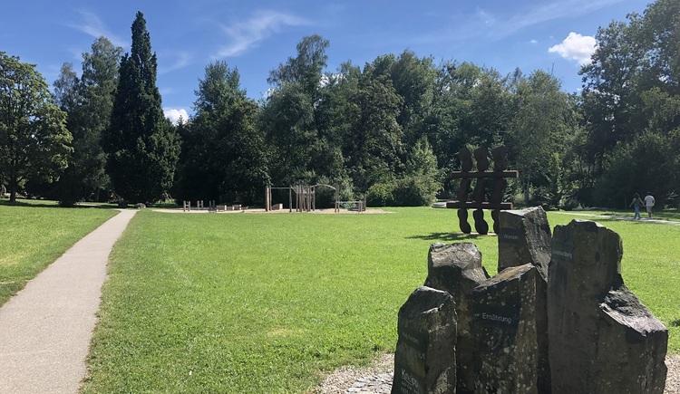 Rieder Stadtpark. (© Innviertel Tourismus)