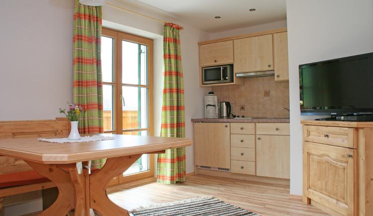 Wohnung Bleckwand Wohnküche