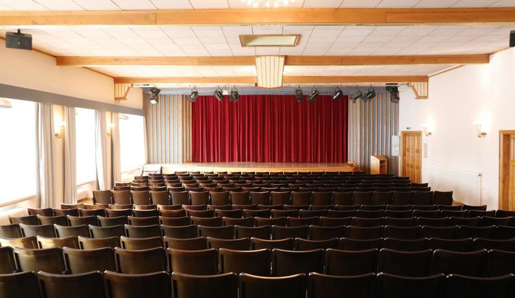 Theatersaal: Stift Kremsmünster
