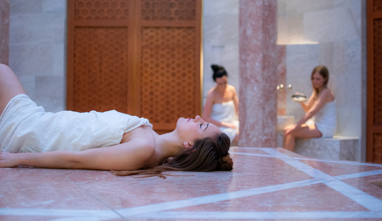 Hamam Ritual (© SPA Resort Therme Geinberg)