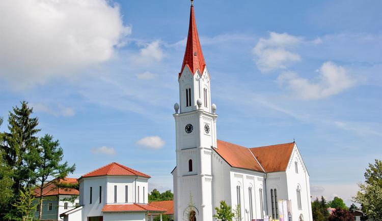 Dreieinigkeitskirche Wallern