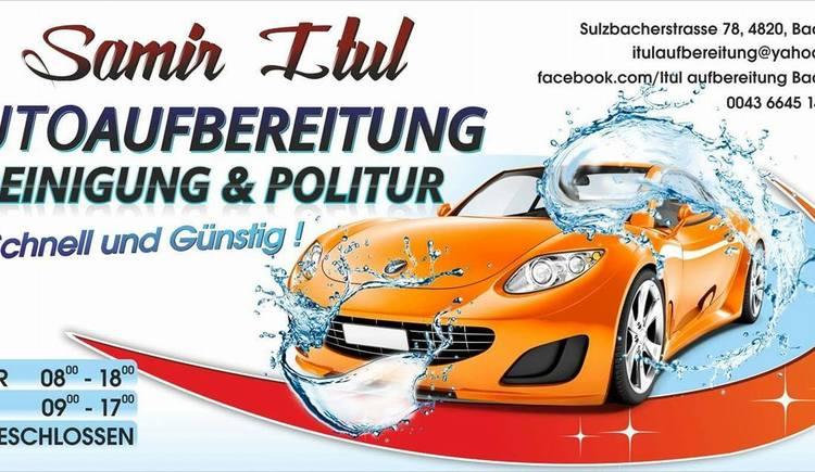 ITUL Autoaufbereitung (© Samir Itul)