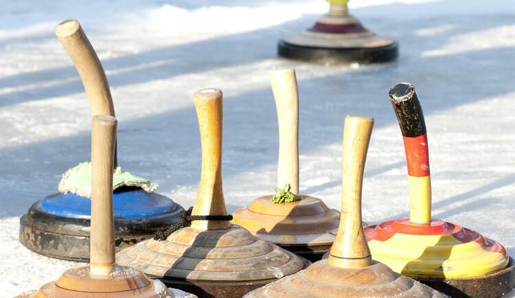 Eisstockschiessen (© iStock/wakila)