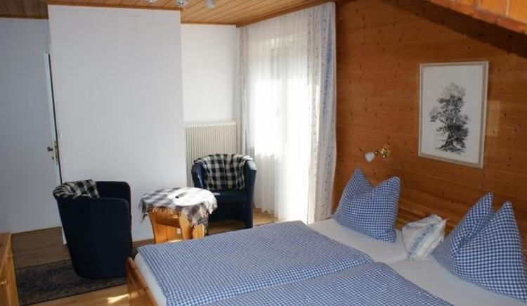 Zimmer 2 (© Nocksteinblick)