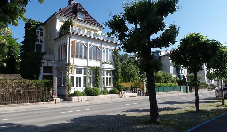 Villa Lehmann Kulturcafe (© Wolfis Traunseeblick)
