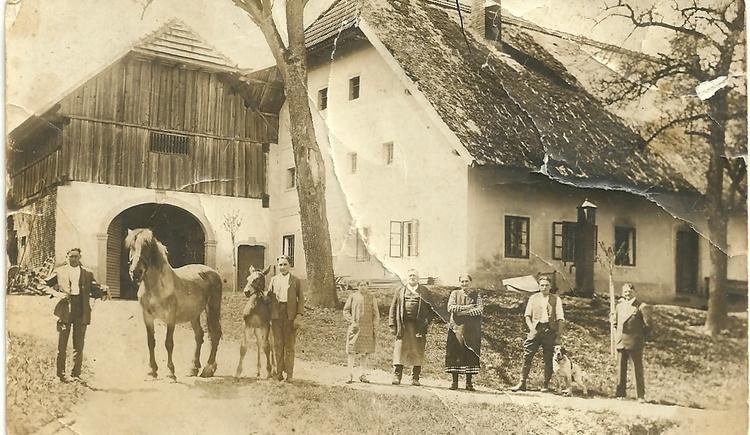 Bild aus dem Jahr 1928