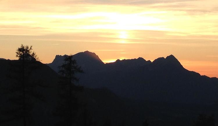 Sonnenuntergang (© Lindbichler)