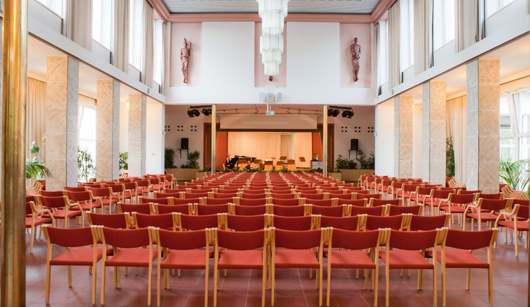 Gästezentrum Bad Hall. (© Bad Hall)