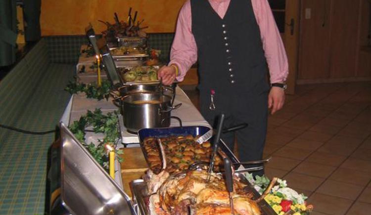 Bauernbuffet (© Privat)
