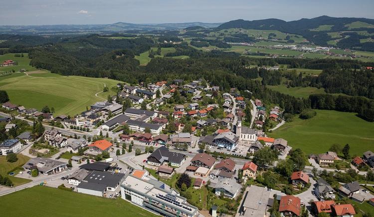 Hof von Oben (© skyblue Salzburg)