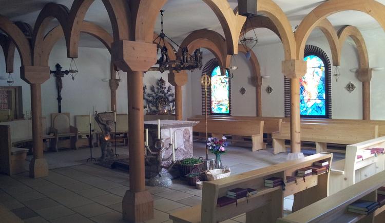 Europakloster Gut Aich. (© Kloster Gut Aich)