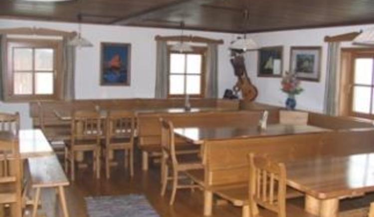 Gastzimmer 1 (© Dümlerhütte)