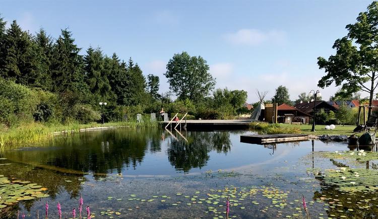 Teich Seminarhof Schleglberg