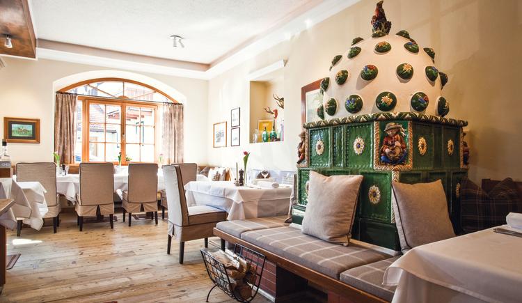 Restaurant Gastzimmer (© Hotel Aichinger)