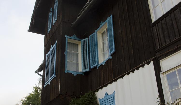 Die Feuerbachvilla ist die fünfte Station des Themenweges - Bild neu