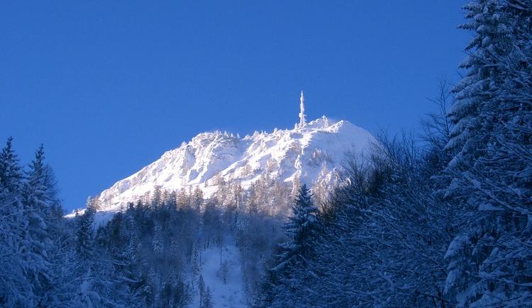Gipfelkreuz Katrin Alm