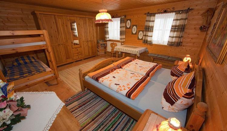 Schlafzimmer (© privat)