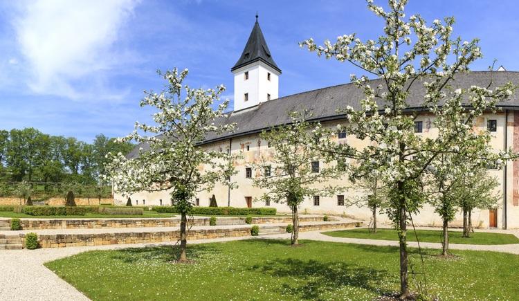 Schloss Parz (© Tourismusverband Urlaubsregion Vitalwelt Bad Schallerbach / Mühlleitner)