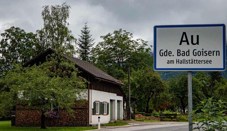 Au in Bad Goisern am Hallstättersee. (© Sommerfrische Apartments)