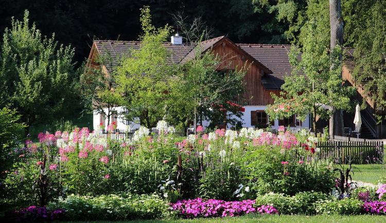 Botanica-Park: Kinderbauernhof (© Tourismusverband Urlaubsregion Vitalwelt Bad Schallerbach / Andreas Maringer)