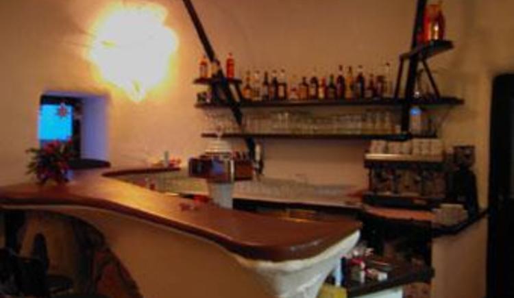 Unsere gemütliche Bar (© Stadlmayr)