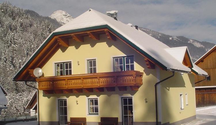 Gästehaus Südost Ansicht (© Rinnergut)