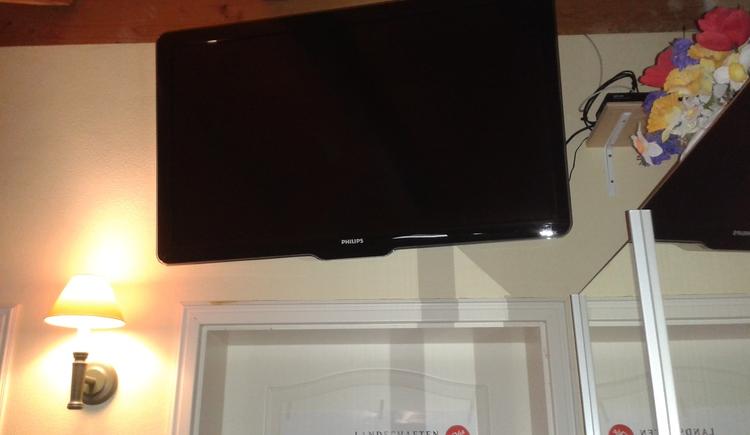Neuer Riesen Flat TV 47 Zoll / 119 cm Bilddiagonale (© J. Lindemann)