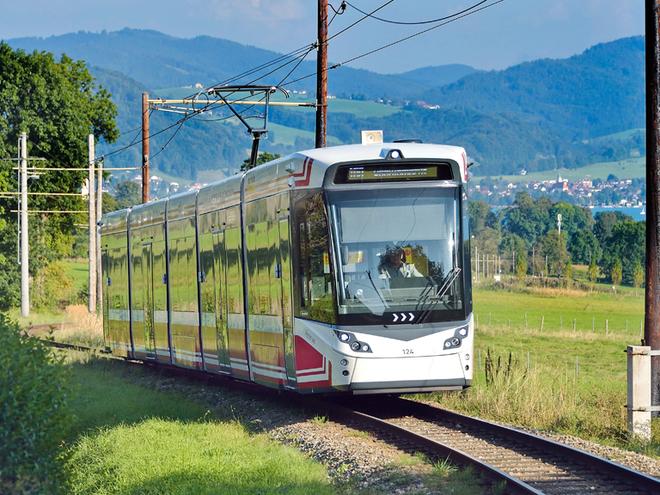 Local train Stern und Haferl (© Stern & Haferl)