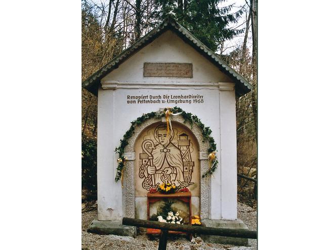 Heiligenleithen Leonhardi-Bründl