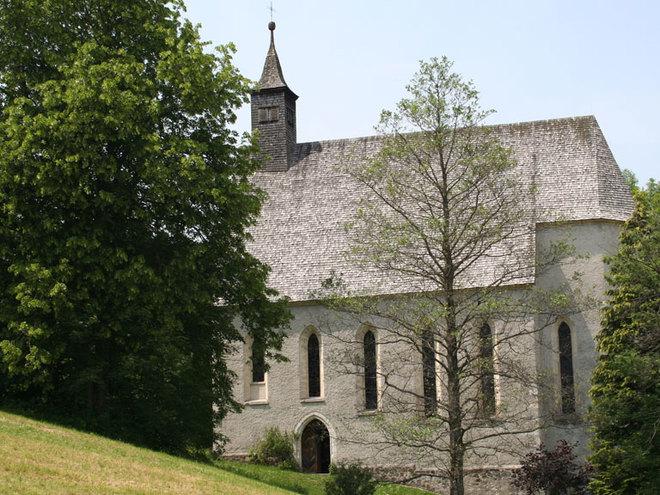 Konradkirche Oberwang (© www.mondsee.at)