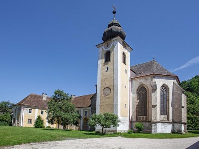 Klosterkirche Pulgarn_kl (© Stadtgemeinde Steyregg)