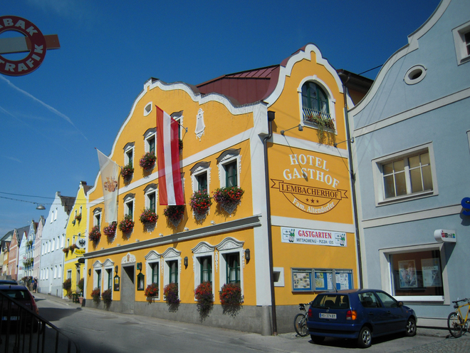 Vitalhotel Lembacher Hof (© Tourismusverband Lembach i.M.)