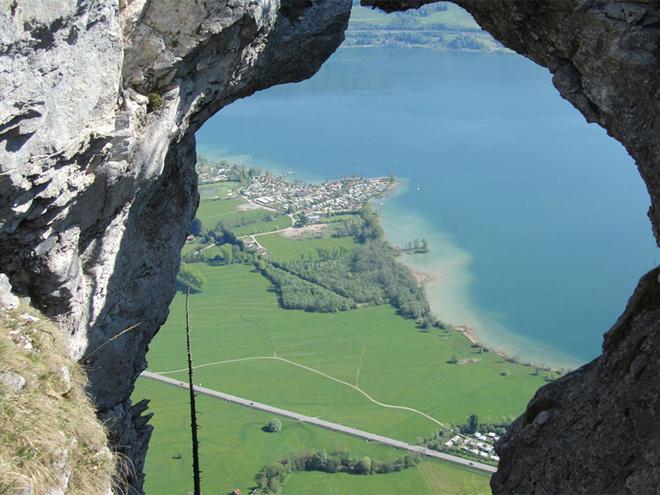 Drachenloch (© Tourismusverband MondSeeLand)