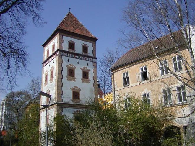 Wels: Wasserturm
