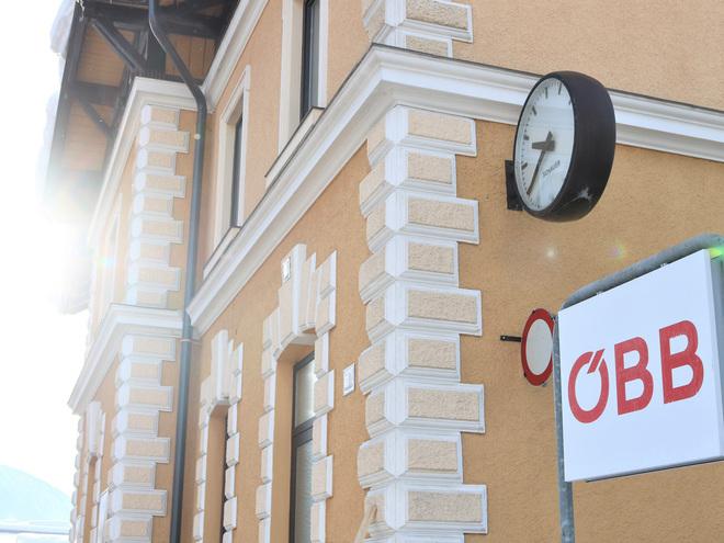 Bahnhof Bad Goisern am Hallstättersee (© Ferienregion Dachstein Salzkammergut)