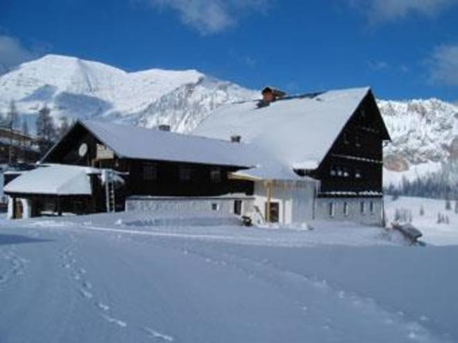 Unser Haus im Winter (© Stadlmayr)