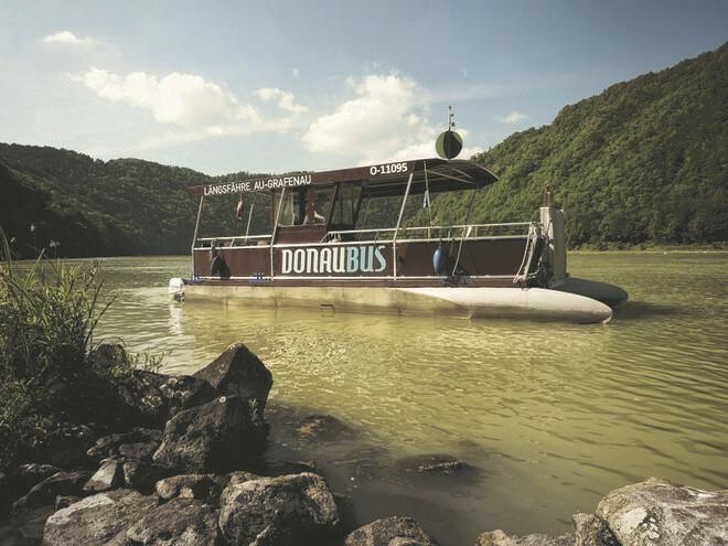 Donaubus 2017 neu (© Susanne Posegga)