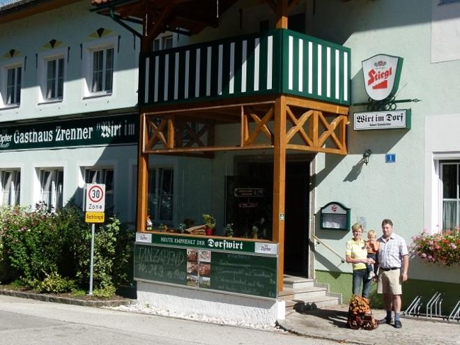 """Teaserbild Gasthaus """"Wirt im Dorf"""""""