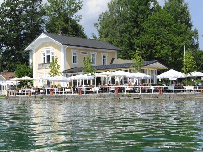 Seecafe - Musikpavillon (© Schwaighofer)