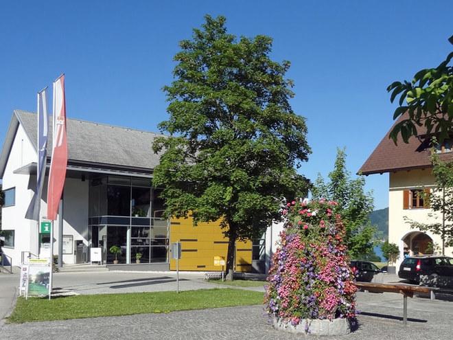 Gemeindeamt (© Ingrid Falkensteiner)