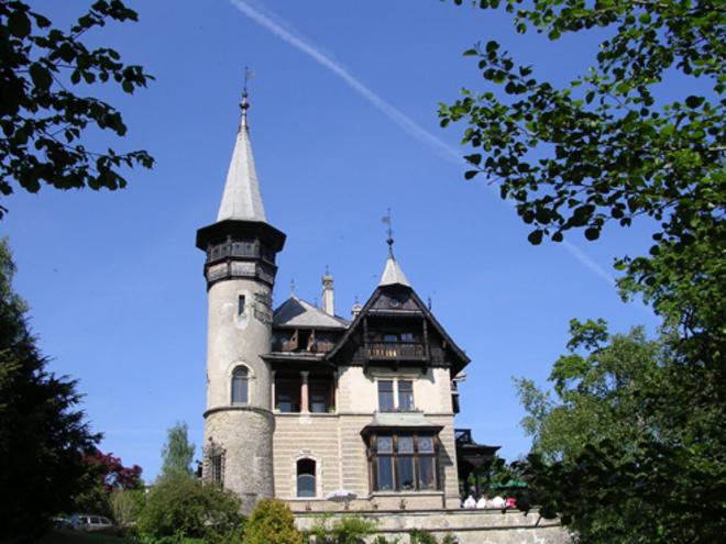 Villa Paulick (© Ferienregion Attersee-Salzkammergut)